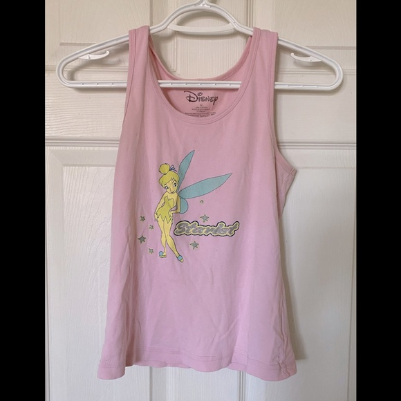 Disney Tinkerbell Tank Top | Size Medium